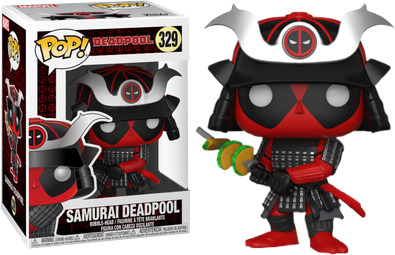 Deadpool Funko Pop! Samurai Deadpool