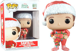 The Santa Clause Funko Pop! Santa (with Lights) #611
