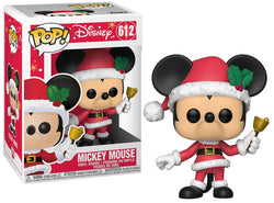 Disney Funko Pop! Mickey (as Santa) (Holiday) #612