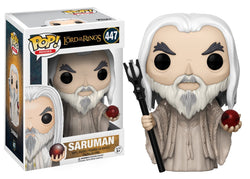 Lord of the Rings Funko Pop! Saruman #447
