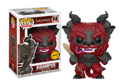 Krampus Funko Pop! Krampus CHASE #14
