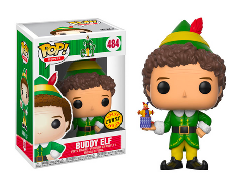 Elf Funko Pop! Buddy Elf CHASE #484
