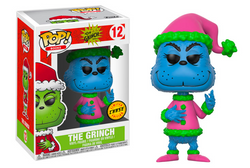 The Grinch Funko Pop! The Grinch as Santa Claus CHASE #12
