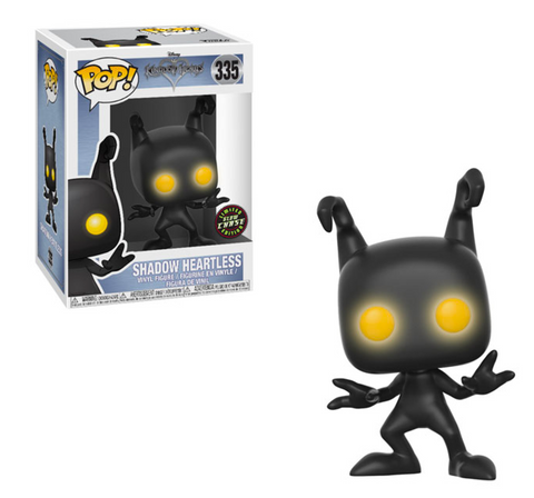 Kingdom Hearts Funko Pop! Shadow Heartless CHASE #335