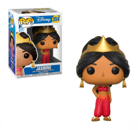 Disney Funko Pop! Red Jasmine