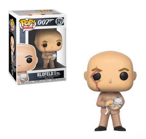 007 Funko Pop! Blofeld from You Only Live Twice #521