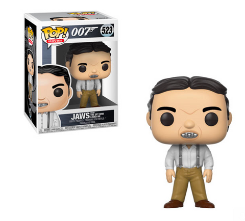 007 Funko Pop! Jaws from The Spy Who Loved Me #523