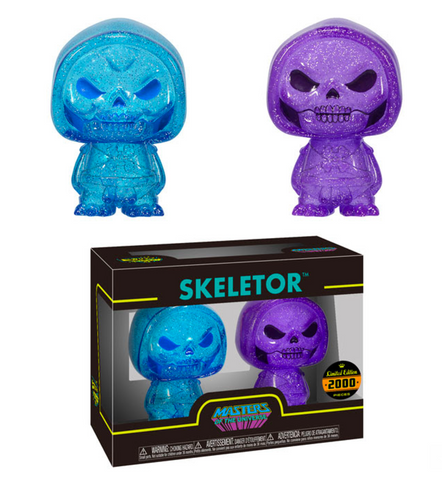 Masters of the Universe Funko Hikari (XS) Skeletor (Blue/Purple)