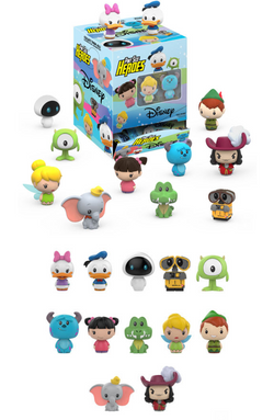 Disney Mystery Mini: Pint Size Heroes Disney Series 2 - Sealed Case of 24 Units (Pre-Order)