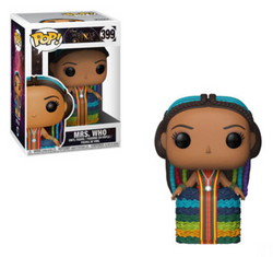 Wrinkle in Time Funko Pop!  Mrs. Who (Pre-Order)