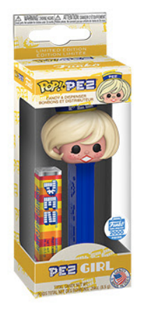 Copy of PEZ Girls Funko Pop! Pez Girl (Blonde Hair)