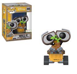 Disney Funko Pop! Wall-E (With Plant) #400 (Pre-Order) 2020 Wave