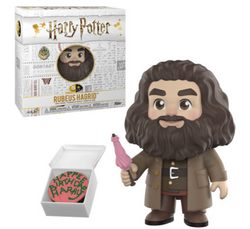 Harry Potter Funko 5 Star Rubeus Hagrid