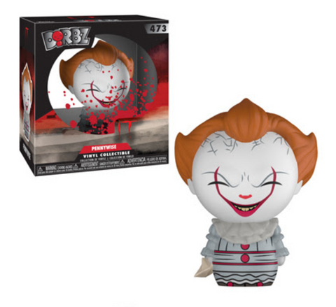 IT Funko DORBZ Pennywise #473