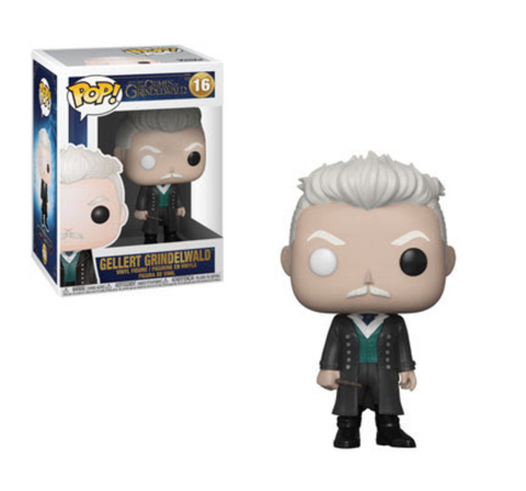 Crimes of Grindelwald Funko Pop! Gellert Grindelwald #16
