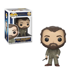 Crimes of Grindelwald Funko Pop! Albus Dumbledore (Young) #15