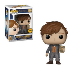 Crimes of Grindelwald Funko Pop! Newt Scamander CHASE #14