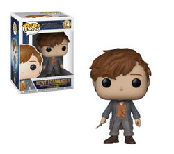 Crimes of Grindelwald Funko Pop! Newt Scamander #14