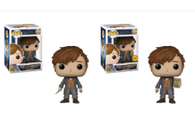 Crimes of Grindelwald Funko Pop! Newt Scamander CHASE & Common  (Pre-Order)