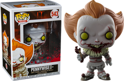 IT Funko Pop! Pennywise (Severed Arm) #543
