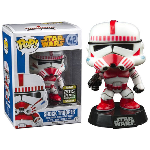 Star Wars Funko Pop! Shock Trooper