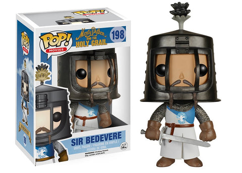 Monty Python and the Holy Grail Funko Pop! Sir Bedevere #198