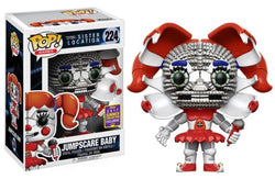 Sister Location Funko Pop! Jumpscare Baby (Convention Sticker) #224