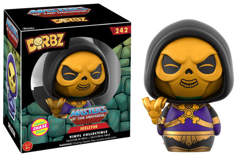 Masters of the Universe Funko DORBZ Skeletor CHASE