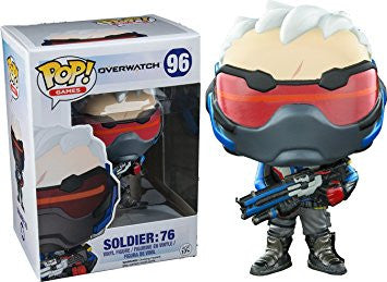 Overwatch Funko Pop! Soldier: 76 #96