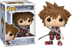 Kingdom Hearts Funko Pop! Sora (Brave Form) (Pre-Order)