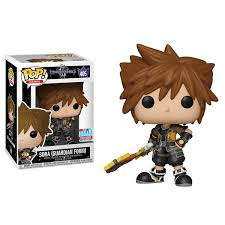 Kingdom Hearts 3 Funko Pop! Sora (Guardian Form) (Shared Sticker) #405