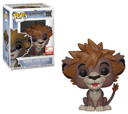 Kingdom Hearts Funko Pop! Sora (Lion Form) #556
