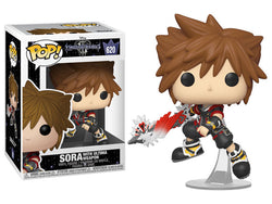 Kingdom Hearts 3 Funko Pop! Sora (Ultimate Weapon) #620