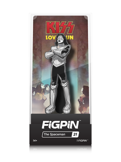 KISS FiGPiN The Spaceman Collector Case #21