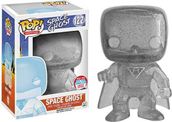 Space Ghost Funko Pop! Space Ghost (Clear) (Shared Sticker) #122