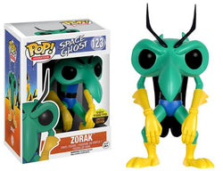 Space Ghost Funko Pop! Zorak (TT Sticker) #123