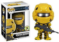 Halo 4 Funko Pop! Spartan Warrior (Yellow) #05
