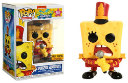 Spongebob Squarepants Funko Pop! Spongebob Squarepants (Band Outfit) #561
