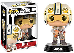 Star Wars Funko Pop! Rey (with Doll) #119