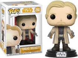 Star Wars Funko Pop! Tobias Beckett #250