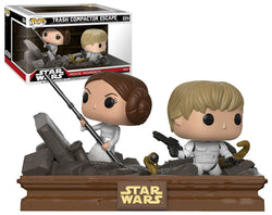 Star Wars Funko Pop! Trash Compactor Escape (Movie Moments) #224