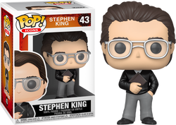 Icons Funko Pop! Stephen King #43