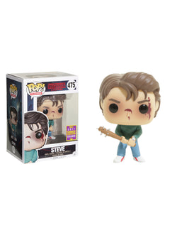 Stranger Things Funko Pop! Steve (Bloody) (Shared Sticker)
