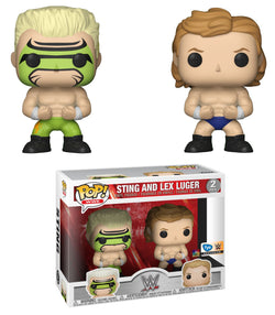 WWE Funko Pop! Sting & Lex Luger (2-Pack)