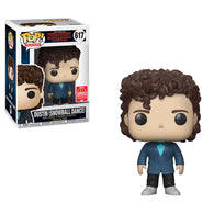Stranger Things Funko Pop! Dustin (Snowball Dance) (Shared Sticker)