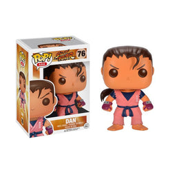 Street Fighter Funko Pop! Dan #76