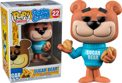 Ad Icons Funko Pop! Sugar Bear #22