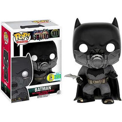 Suicide Squad Funko Pop! Batman (Underwater) (Shared Sticker) #131