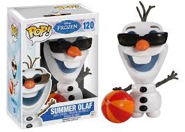 Frozen Funko Pop! Summer Olaf #120