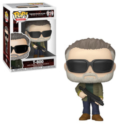 Terminator Dark Fate Funko Pop! T-800 #819